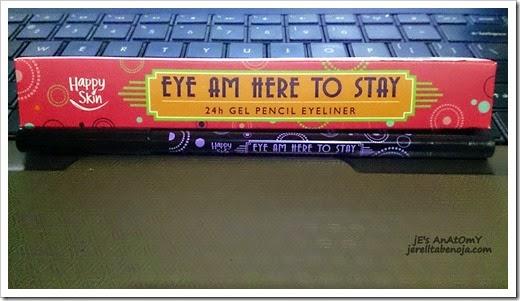 Happy Skin Eye Am Here To Stay