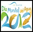 Día Mundial del Agua 2.012