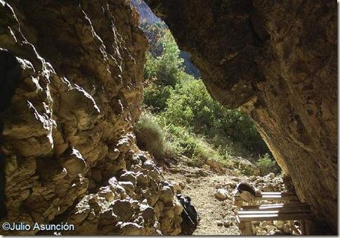 Cueva de la Moneda - Pinoso - Vinalopó medio