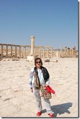 Oporrak 2011 - Jordania ,-  Jerash, 19 de Septiembre  15