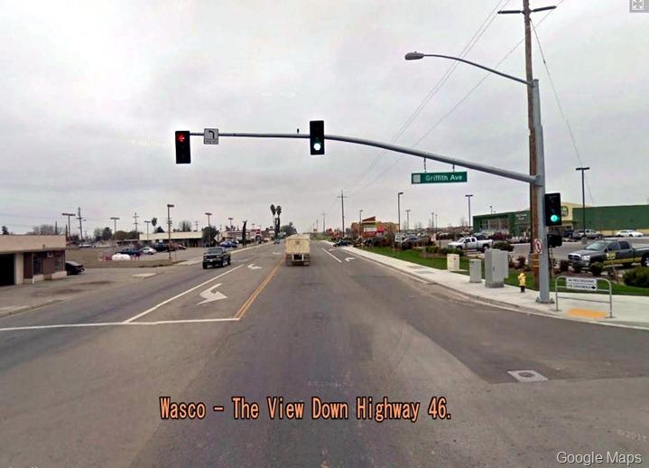 Wasco Highway 46