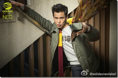 adidas Neo Label X Eddie Peng 2013 Winter 16