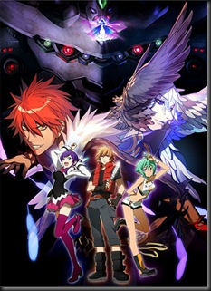 13 Aquarion EVOL
