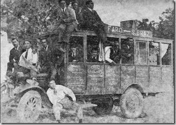 Autocarro em 1926