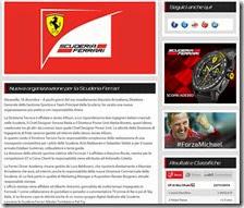 Comunicato Ferrari