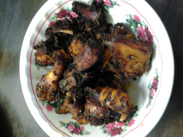 Ayam Kampung Goreng Berempah