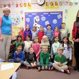 WBFJ Cici's Pizza Pledge - Calvary Baptist Christian School - Mrs. Swaim's 1st Grade Class - Winston
