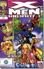 P00020 - X-Men Unlimited #20