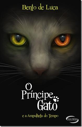 O Principe Gato e a Ampulheta do Tempo by Fantasia BR