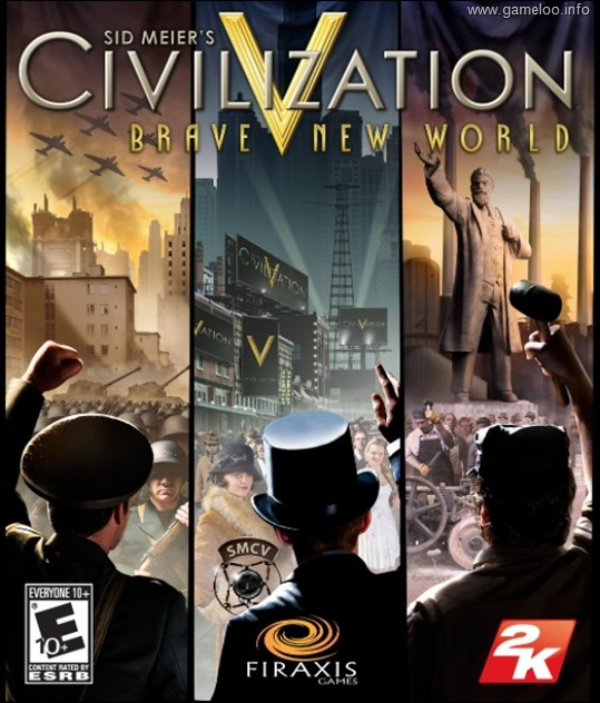 Civilization V: Brave New World - RELOADED