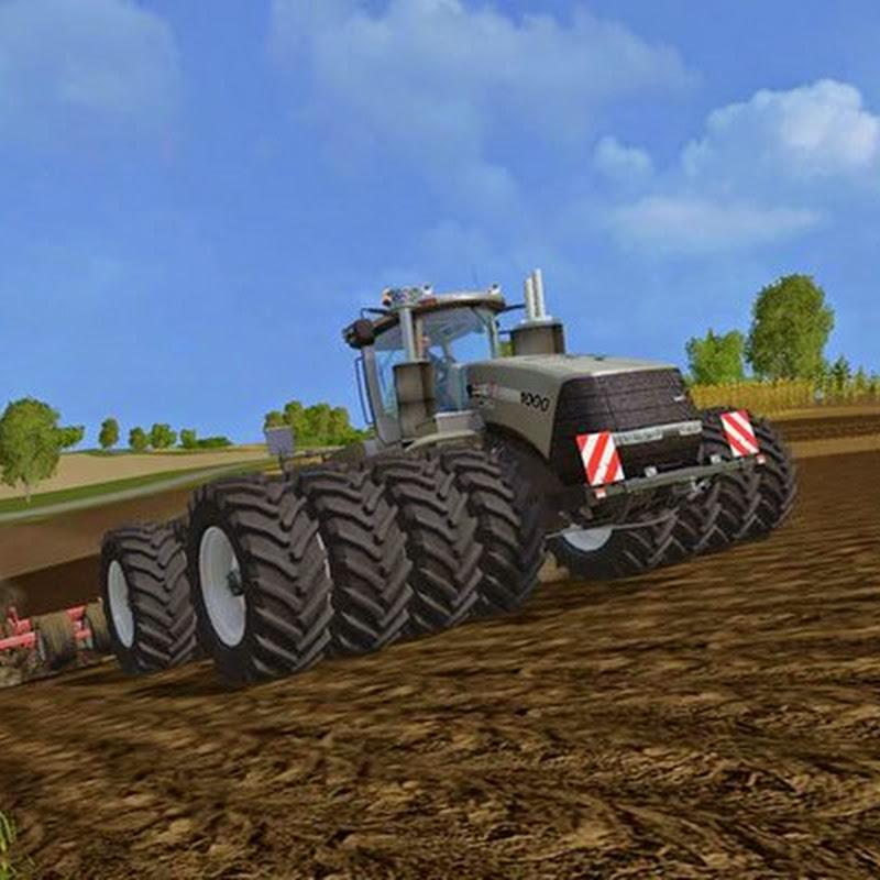 Farming simulator 2015 - CASE IH Steiger 1000 v 1.1