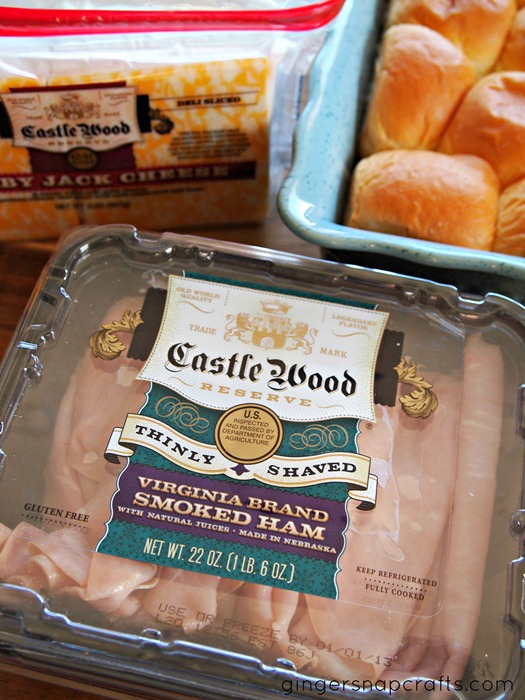 Castle Wood Lunch Meat from Sam's Club