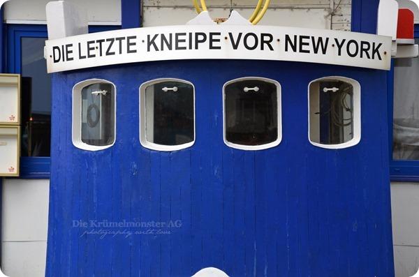 Nordseeliebe - Letzte Kneipe vor New York Bremerhaven