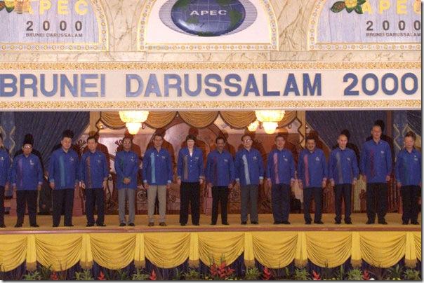 APEC_Leaders'_Meetinga_2000_BandarSeriBegawan