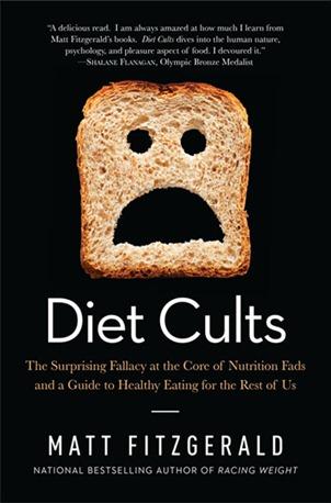 Diet Cults By Matt Fitzgerald book review