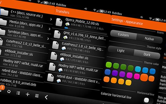 Blogger Symbian Client