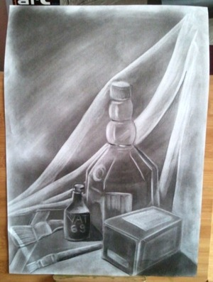 still-life-charcoal