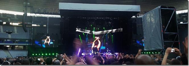 Depeche Mode, Stade de france (1)
