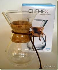 Chemex pot