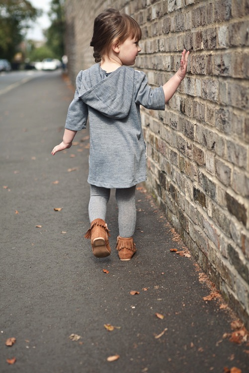 Hooden Sunki Dress at Our Family Four 4