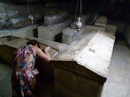 Imagini Cipru: Mormantul gol al Sf. Lazar