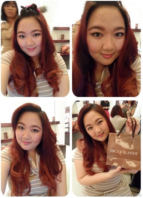 Priscilla Clara beauty blogger hair style Oscar Blandi_08_副本