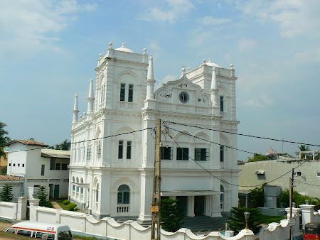 Sights of Galle: The big Mosque