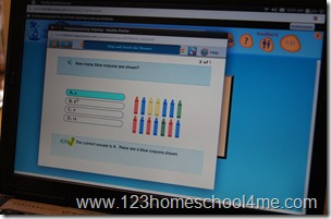 Time4Learning online educational program quiz