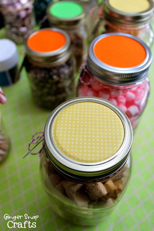 mason jars party