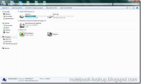 แก้ปัญหา DVD Drive หายไป สำหรับWindows vista, Win7