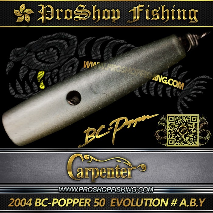 carpenter 2004 BC-POPPER 50  EVOLUTION # A.B.Y.4