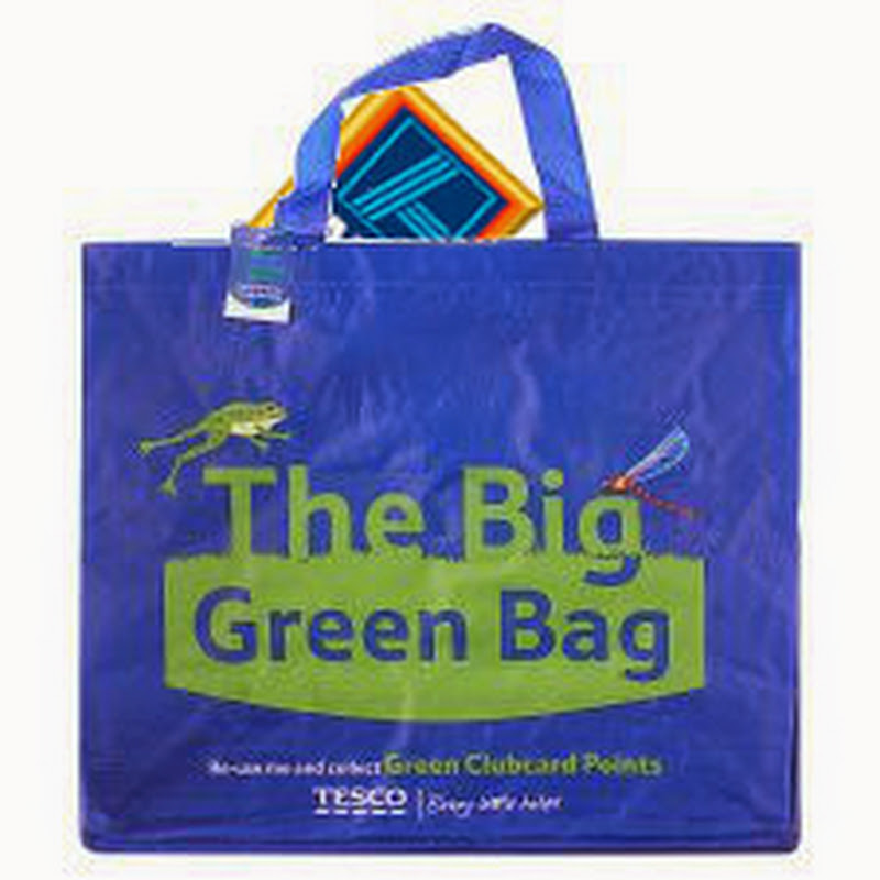 Tesco Bag-For-Life outlasts customer life time