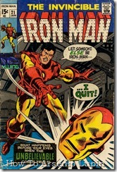 P00097 - El Invencible Iron Man #21