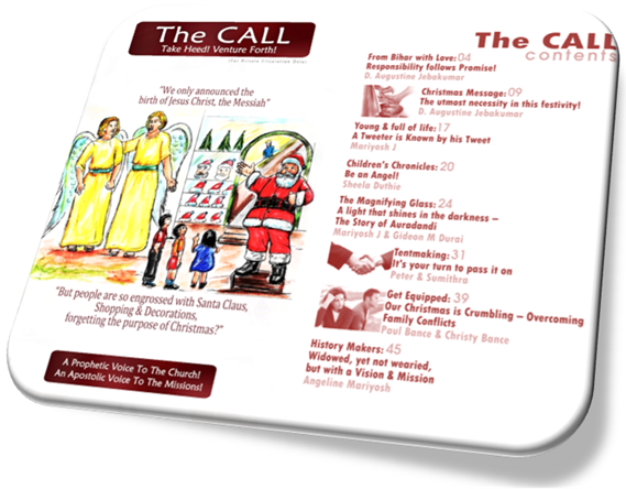 The CALL_Christmas Issue