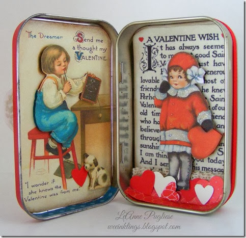 LeAnne Pugliese WeeInklings Valentine's Altoid Tin Vignette 1