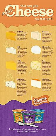 Annie's cheese
