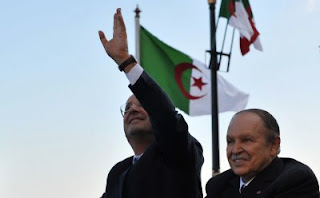Visite de Hollande en Algérie : Bouteflika a-t-il fait des « concessions susceptibles de lui assurer un quatrième mandat » ?