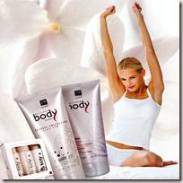 Продукти за тяло
