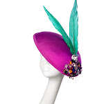 Embellished Vintage Headpiece with XX feather €450.jpg