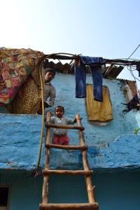 Delhi Camp Street Scene 001