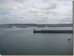Cherbourg sail away 1 (Small)