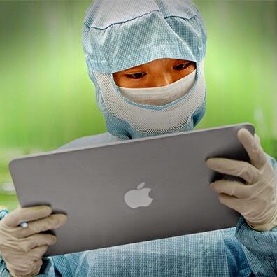 Apple Gunakan Foxbot Gantikan Pekerja Manusia