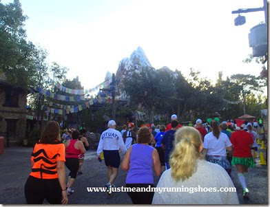 Mickey's Jingle Jungle 5K (27)