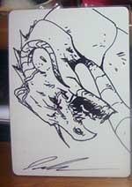 Daarken's sketch
