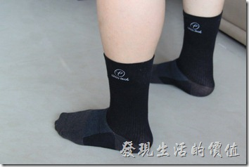 試穿太肯titan抗菌除臭襪心得分享