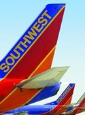 Southwest Airlines Offers Three-day Sale