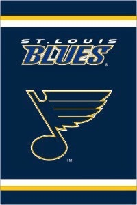 St. Louis Blues Banner