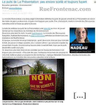gas de sistre RueFrontenac 260511