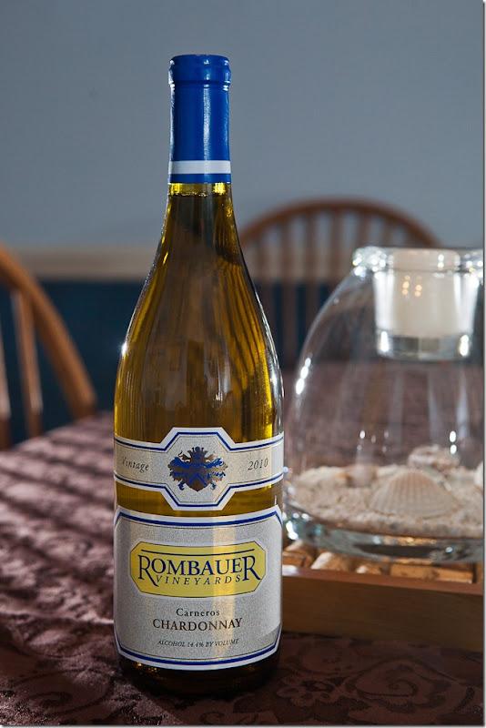2010 Rombauer Vineyards Carneros Chardonnay