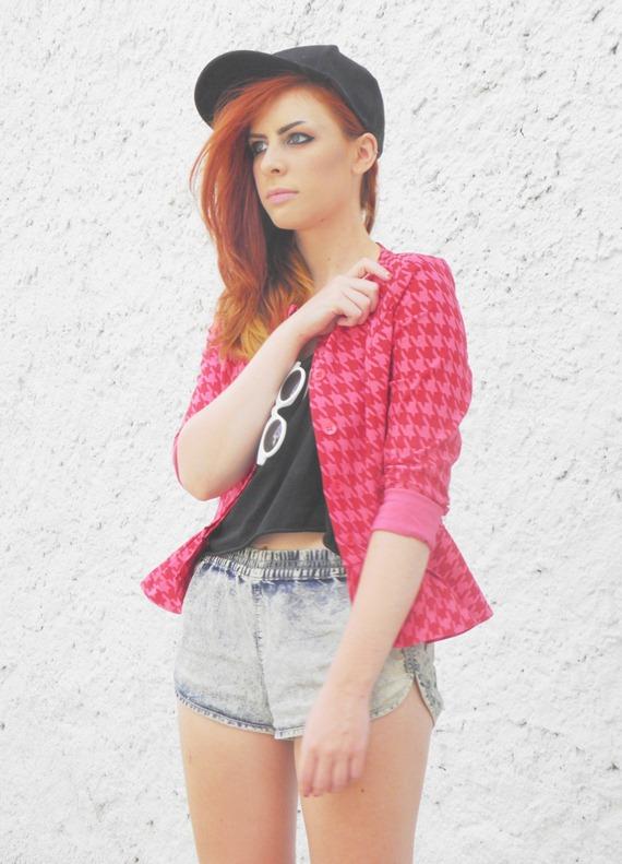 asos pink jacket 3